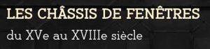 Logo Les Chassis de fenetres